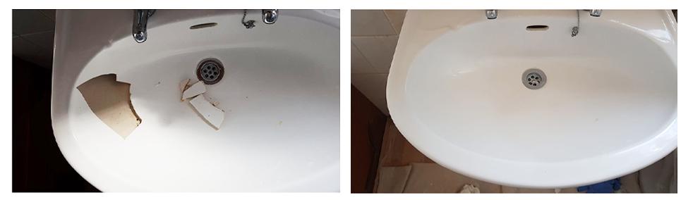 Sink Repair London